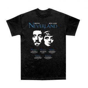 """T-shirt """"Neverland"""""""