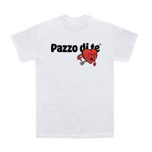 "T-shirt ""Pazzo di te"""